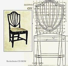 36 Best Vintage Furniture Woodworking Plans And Ideas Images