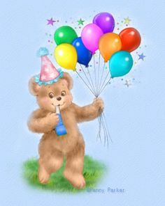 penny parker graphics | Crystalex Graphic Designs~Websets~Penny Parker~Special Occasions~Bear ...