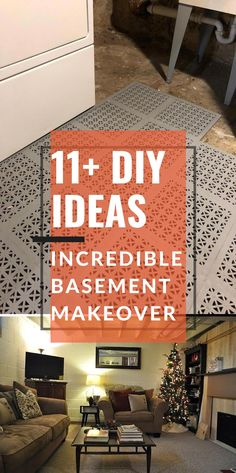 Best DIY Renovation Ideas for unfinished Basement Basement Decorating, Basement Makeover, Basement Storage, Basement Renovations, Diy Crafts For Gifts, Diy Home Crafts, Rustic Stairs, Cheap Diy Home Decor, Diy Ideas