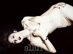 Kim Seong Ryeong Allure Korea Magazine September Issue '12