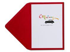 Ob großer oder kleiner Geburtstag, Picknick, Einweihung oder auch zum Polterabend: schön illustrierte Einladungskarten für jeden Anlass.