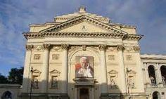Image of Pope John Paul III, Warsaw