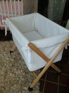 K3 para el bebe  color blanco y en madera