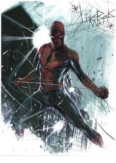 Spider-Man by Francesco Mattina