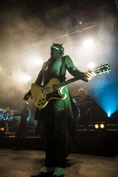 Alpha // Ghost @ The Circus, Helsinki 9.11.2015