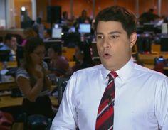 Video da semana: Evaristo perde o fôlego AO VIVO http://newsevoce.com.br/?p=8230