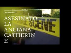 crimenes imperfectos 2021 archivos forenses: LA ANCIANA CATHERINE Discovery en espanol - YouTube