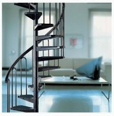 Small Yet Elegant, The Petite Spiral Staircase Is Our Smallest Spiral  Staircase For Those Really Tight Spaces. With Diameters Of Upwards This Spiral  Stair ...
