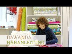 "DaWanda Nähschule: ""Wie befestige ich eine Paspel?"" - YouTube How to sew piping."
