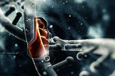Digital art selected for the Daily Inspiration #1401