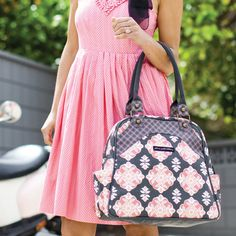 LOVE petunia pickle bottom diaper bags! this is on my Christmas list! (hint hint)
