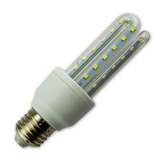 Warm Light 7W Energy Saving E27 LED Corn Light Bulb Lamp 36 LED Chips SMD2835