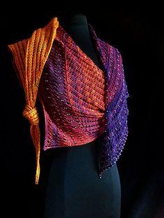 €6 Ravelry: Gathering Autumn's Splendor pattern by Mindy Ross