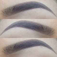perfect-eyebrows-made-easy-with-semi-permanent-make-up - More Beautiful Me 1 Makeup Goals, Love Makeup, Makeup Tips, Makeup Blush, Makeup Set, Makeup Hacks, Makeup Tutorials, Eyebrows Goals, Eyebrows On Fleek