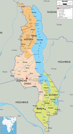 Africa's Rift Valley   Plate Tectonics & Continental Margin