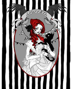 Poppet, from The Night Circus (BPAL project)