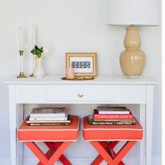 Entry table inspiration