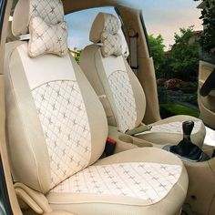 Super High Cost Effective Silk Embroidered Univerdal Car Seat Cover