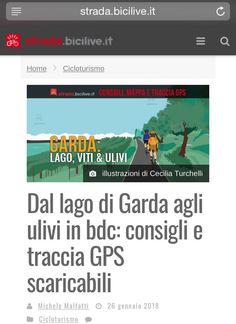 a40ccd5bbc2deb Una bellissima pedalata tra il Lago di Garda e gli ulivi. A nice bike ride