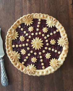 Baker Lauren Ko shows the possibilities of a pie. Her creative pies feature stunning pie crust art that's as beautiful as it is tasty.