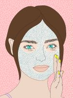Should You Be Exfoliating In The Morning Or At Night? #refinery29
