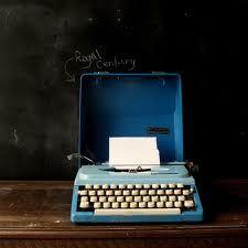 american type writer