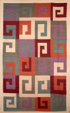 """""""Cusquena"""" Peruvian Collection Inspiration for cotton quilt throw for the loveseat. Textile Design, Textile Art, Inca Art, Peruvian Art, Peruvian Textiles, Africa Art, Aboriginal Art, Art Background, Color Stories"""
