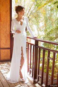 Fantásticos vestidos de novias   Colección Julia Vino