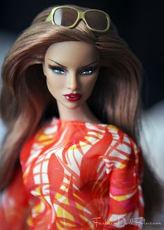 At the Copacabana by Fashion Doll Foto