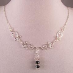 Elegant Celtic / Elven Necklace                                                                                                                                                                                 More