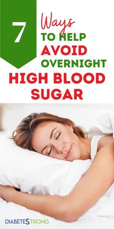 How To Avoid Overnight High Blood Sugar Cure Diabetes, How To Avoid Diabetes, Types Of Diabetes, Reduce Blood Sugar, Lower Blood Sugar, Health And Fitness Articles, Fitness Tips