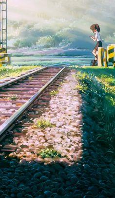 Kimi no na wa Your name Watch Your Name, Your Name Movie, Your Name Anime, Studio Ghibli, Hayao Miyazaki, Lockscreen Hd, Anime Studio, Kimi No Na Wa Wallpaper, Film Anime