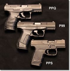 Love my Walther P22, thinking of getting another one, maybe the P99