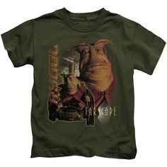 """Checkout our #LicensedGear products FREE SHIPPING + 10% OFF Coupon Code """"Official"""" Farscape / Rygel-short Sleeve Juvenile 18 / 1-military Green-sm(4) - Farscape / Rygel-short Sleeve Juvenile 18 / 1-military Green-sm(4) - Price: $24.99. Buy now at https://officiallylicensedgear.com/farscape-rygel-short-sleeve-juvenile-18-1-military-green-sm-4"""