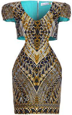 Ashanti Brazil Luciana Dress. #Africanfashion #AfricanClothing #Africanprints #Ethnicprints #Africangirls #africanTradition #BeautifulAfricanGirls #AfricanStyle #AfricanBeads #Gele #Kente #Ankara #Nigerianfashion #Ghanaianfashion #Kenyanfashion #Burundifashion #senegalesefashion #Swahilifashion DK