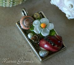 Tide Pools, Sculpture, Beads, Pendants, Home Decor, O Beads, Sculpting, Beading, Pearls
