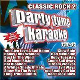 Party Tyme Karaoke: Classic Rock, Vol. 2 [CD]