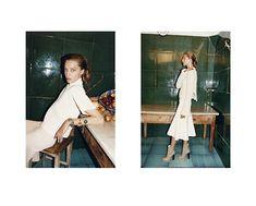 Daria Werbowy Lands Celine Fall 2013 Campaign by Juergen Teller