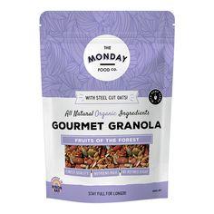 Muesli and Granola Archives Paleo Muesli, Steel Cut Oats, Granola, Nutrition, Wellness, Fruit, Food, Gourmet, Muesli