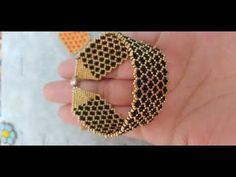Edit Mistake // Please see next page, Bead Loom Bracelets, Beaded Bracelet Patterns, Beading Patterns, Handmade Jewelry Designs, Diy Schmuck, Bijoux Diy, Bead Jewellery, Bracelet Tutorial, Beaded Jewelry