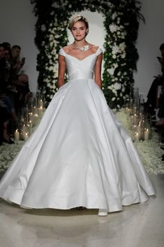 d971c48ffa 21 Best Embroidery and Tulle with St. Patrick s Bridal Collection ...