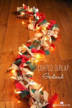 50 Ideias criativas de decoração para o Natal - Faça Você Mesmo - blog Vera Moraes - Decoração - Adesivos Azulejos - Papelaria Personalizada - Templates para Blogs