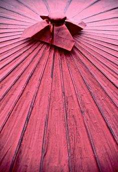 Japanese umbrella...