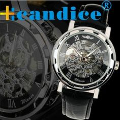 Splendid New Luminous Men Watch Skeleton Military Watches Mechanical Relogio Male Montre Watches Men 2016 Luxury