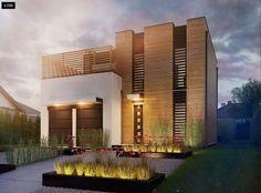 Projekty domów nowoczesnych – House Invest