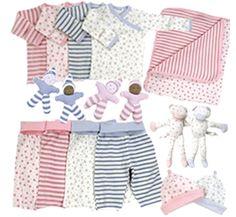 Twenty Four Seven Organic Cotton baby clothing