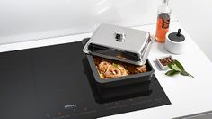 Miele Induction - Flexible cooking zones