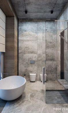 65 Stunning Contemporary Bathroom Design Ideas To Inspire Your Next Renovation