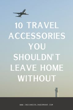 All the little help you need to travel safe, cheap and far!