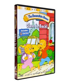 The Berenstain Bears: The Class is Back! DVD